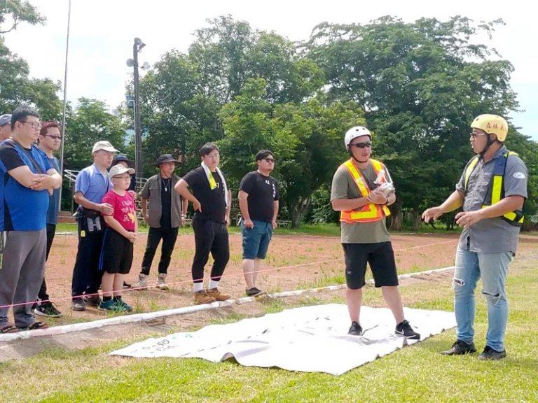 屏科大無人機智慧農林研習營開課 培育高中職種子教師